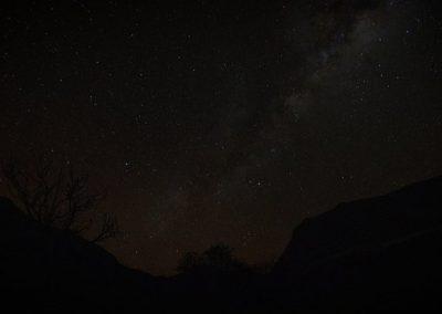 La Petaca – Tajopampa nocturna